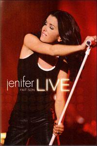 Cover Jenifer - Jenifer fait son live [DVD]